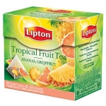 Чай Lipton Tropikal Fruit Tea 20п.пирамидок 20*1,8г