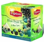 Чай Lipton Blue Fruit Tea 20п.пирамидок 20*1,8г