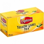 Чай Lipton Yellow Label 25*2г