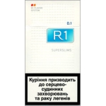 Сигареты R1 Super Slims 1