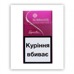 Сигареты Sobranie Super Slims Pinks 1