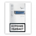 Сигареты Winston Silver Super Slims 1