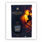 Виски Johnnie Walker Black Label + 2 стакана 0,7л