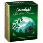 Чай зеленый Greenfield Jasmine Dream 100*2г
