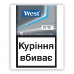 Сигареты West Fusion Silver 1