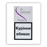 Сигареты Sobranie Super Slims White 1
