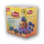 Чай черный Lipton Blueberry Muffin 20*1,6г