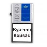Сигареты Bond Street Super Slim Blue 1