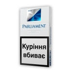 Сигареты Parliament Silver Super Slims 1